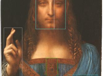 El 'Salvator Mundi' de Leonardo da Vinci bate récords en Christie's