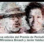 Premio de periodismo Breach/Valdez - México