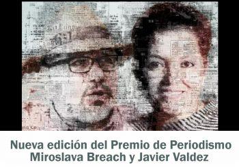 Premio de periodismo Breach/Valdez – México